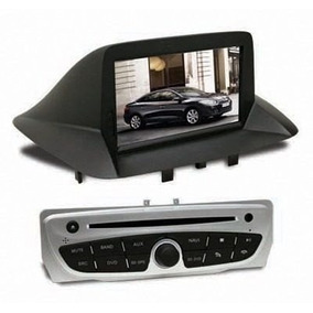 Central Multimidia Dvd Gps Renault Fluence Axis Tv Promocao