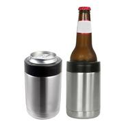 Portalatas Termico 12oz Acero Inox Mantiene Tu Bebida Fria