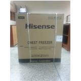 Cava Freezer 5.1 Pies Hisense Oferta