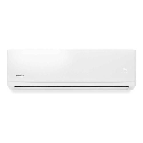 Aire acondicionado Philco split frío/calor 2800 frigorías blanco 220V PHS32HA4BN