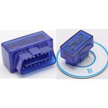 Obd2 Ii Elm327 V2.1 Auto Mini Bluetooth Diagnostic Scanner P