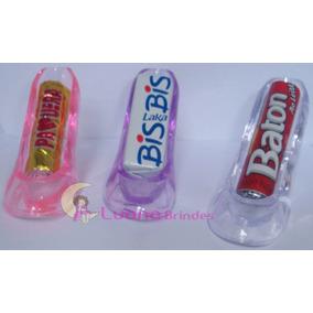 Sapatos De Acrilico Para Batom Ou Bis - Pacotes Com 06 Unid