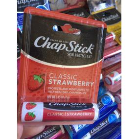Protetor Labial Chapstick Usa Apenas 12,50 Apenas Cereja .
