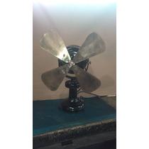 Antiguo Ventilador Marelli 40 Cnt Paleta Bronce