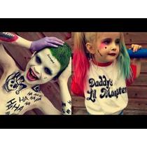 Pintura Para El Cabello Joker O Harley Quinn