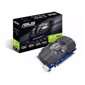 Tarjeta De Video Asus Nvidia Geforce Gt 1030, 2gb Gddr5 64-b