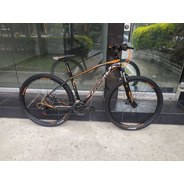 Bicicleta Mtb Todoterreno Boston Profit 24 Vel Suspensión Bl
