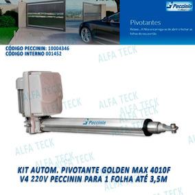 Kit Motor Pivotante Golden Max Peccinin 220v 10004346
