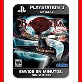 Bayonetta Ps3 :: Digital :: El Mejor Hack