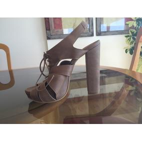 Zapatos Plataforma Alta