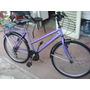 Bicicleta Rodado 26 De Mujer Usada