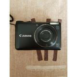 Cámara Canon Power Shot A2200 Hd