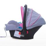Bebê Conforto Elite Rosa Até 13kg Prime Baby