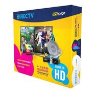 Antena Direct Tv Prepaga Auto Instalable