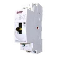 Contactor Modular 25amp 2p 1 Módulo 230v Baw Cm25-am20m