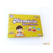 Presente Educativo Jogo De Memória Numeros Sopecca Me601