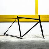 Cuadro Bicicleta Fixie Pista Nuevos De Fabrica Con Ancla
