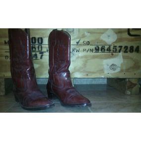 Botas Texanas - Zapatos de Hombre Violeta oscuro en Mercado Libre ... 6d87b51a33737