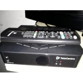 Decodificador Telecentro Con Youtube Y Netflix