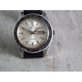 Unico Reloj Ricoh Dynamic Wide Acero Automatico Coleccion