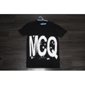 Camiseta Alexander Mcqueen + Damn White Mountaineering