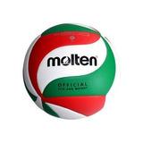 Balón Molten Volei V5m4500 Piel Sint N.5