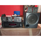 Vendo Home Theatre System 5.1 Sony Impecable!!!