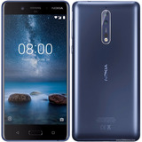 Nokia 8 Dual Chip 4gb Ram 64gb Tela 5.3 Snap 835 P. Entrega