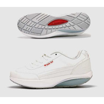 Zapatillas Perfect Steps Shape Ups Skechers Cirio Reductoras