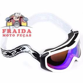 Oculos Texx Fx5 Branco - Acessórios de Motos no Mercado Livre Brasil 0b5dabffb9