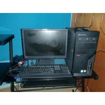 Computadora Completa Pentium Como Nueva ( Wifi ) Y Escritori