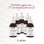 Kit Microagulhamento Lakma