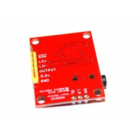 Monitor De Frecuencia Cardíaca Ecg Ad8232