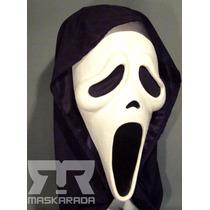 Máscaras De Látex Scream, Scarry Movie, Terror, Disfraz