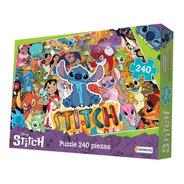 Puzzle 240 Pzas Princesas Disney Store Rompecabezas Juego