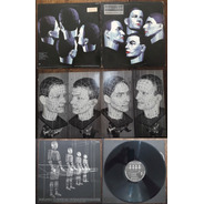 Lp Vinil (nm) Kraftwerk Electric Cafe Ed Br 1987 C/enc Promo