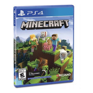 Minecraft Starter Pack Ps4 Fisico Juego Playstation 4 Local