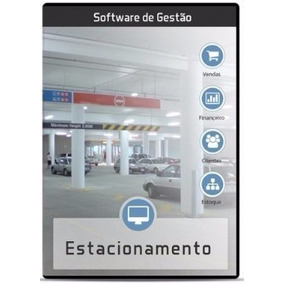 Software Gestão De Estacionamento