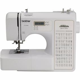 Maquina De Coser Brother Ce1100prw Computarizada 100 Puntad