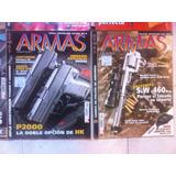 Lote De 20 Revistas Armas Cuchillos Pistola Fusil