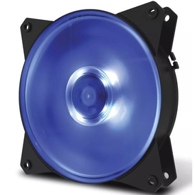 Cooler Master Fan Mf120l P/ Gabinete 120mm 12cm Led Azul