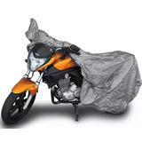 Capa Pra Cobrir Moto Impermeável Para Cb Cg125 Dafra Strada