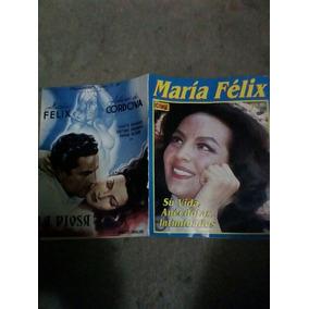 Revista Maria Felix Casos Y Cosas Del Cine
