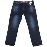 3calça Jeans Masculina Tamanho Grande Marca 56 Plus Size