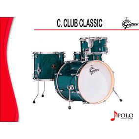 Bateria Gretsch S/stands Catalina Club Classic