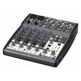 Xenyx 802 Premium 8-input 2-bus Mixer, Preamp+britisheq