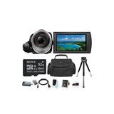 Videocámara Sony Hdr-cx455 Handycam Full Hd 1080p Con Tarjet