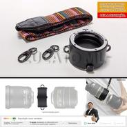 Porta Lentes 2x1 P/ Nikon Até 12x S/juros + Fretegrátis Npfg