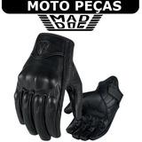 Acessório P Harley Luva Icon Persuit Couro De Cabra Moto U Z