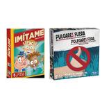 Imitame + Pulgares Fuera, Juego D Mesa, Hasbro, Envió Gratis